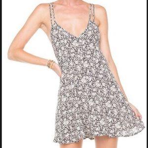 Brandy Melville Floral Selda Dress